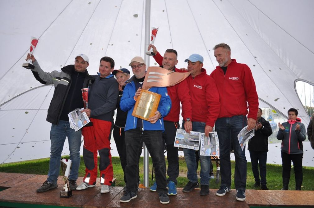 TEAM ZALEWO na podium